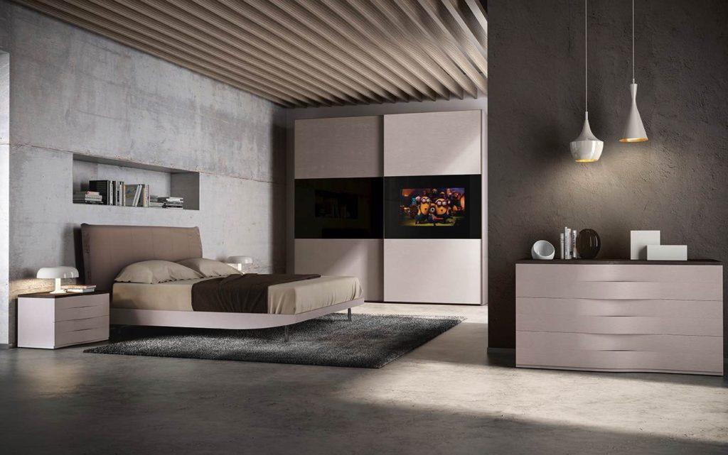 Camere nuovarreda barbiero - Camera da letto con tv ...