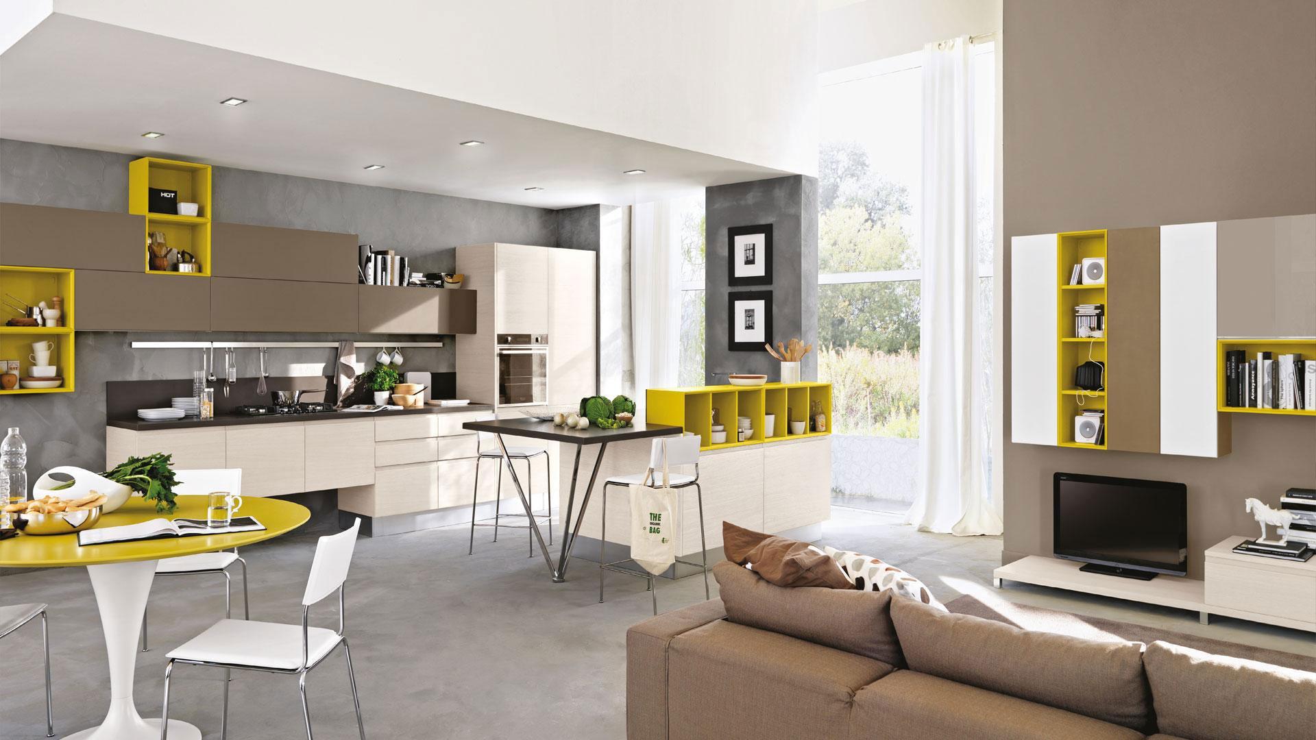 Cucine Moderne Color Ciliegio. Cucine Moderne Color Ciliegio. Cucine ...
